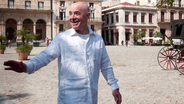 Alejandro Mayorkas nació en La Habana en 1959. (EFE/ Roberto Morejón)