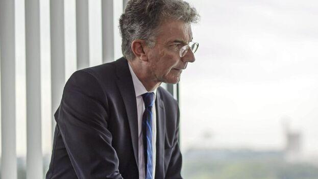 El embajador de Alemania ante la ONU, Christoph Heusgen. (EFE/Clemens Bilan/Archivo)