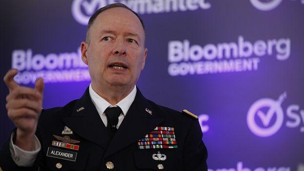 Keith Alexander, exjefe de la Agencia Nacional de Seguridad estadounidense. (CC)