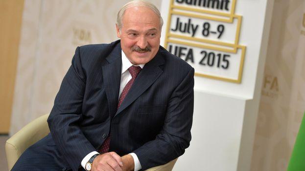 Alexandr Lukashenko, está en el poder en Bielorrusia desde 1994 (CC)
