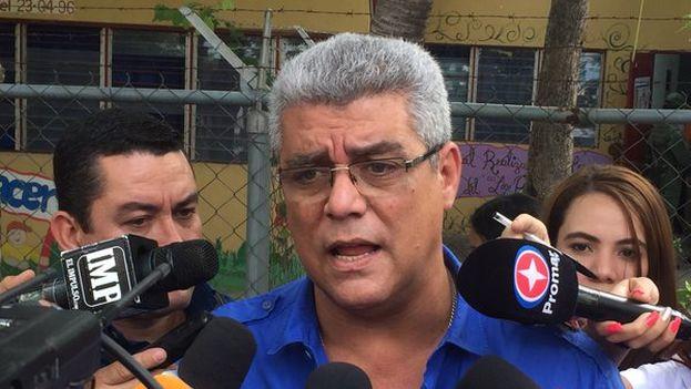 """El diputado opositor Alfonso Marquina dijo que el procedimiento de designación de jueces """"está absolutamente plagado de irregularidades"""". (@DipMarquina)"""