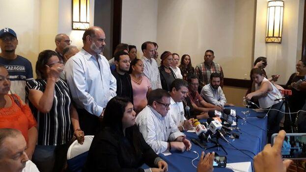 La Alianza pidió a la sociedad nicaragüense que se sume al paro de este jueves. (Alianza Cívica)