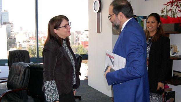 María Elena Álvarez-Buylla es la directora General del CONACYT y premio Nacional de Ciencias 2017.