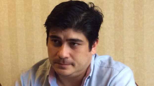 Carlos Álvaro Quesada, ministro de Desarrollo Humano e Inclusión Social de Costa Rica. (14ymedio)