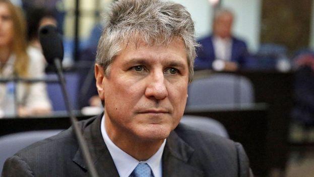 Amado Boudou fue condenado a cinco años y diez meses de prisión por cohecho pasivo y negociaciones incompatibles de la función pública.