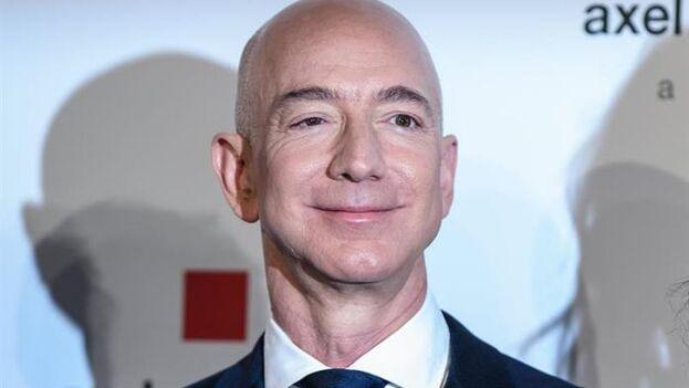 El fundador y director ejecutivo de Amazon, Jeff Bezos. (EFE/Clemens Bilan)