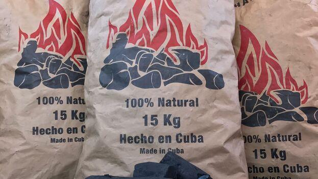 Amazon y la compañía Susshi International comenzaron a vender carbón producido en las tierras de González. (Cubadebate)