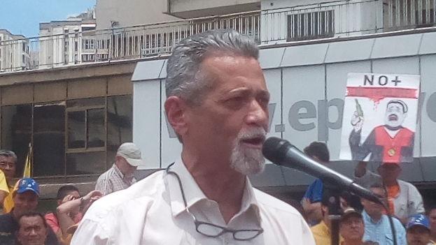 Américo De Grazia ha acusado al ELN de operar para el Gobierno venezolano. (Venezuelan Assembly)