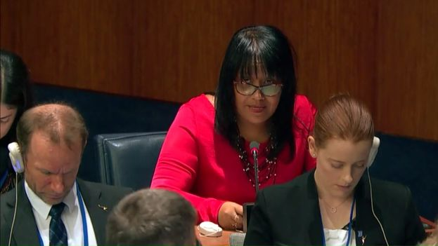 Cuba rechaza provocación anticubana en la sede de las Naciones Unidas