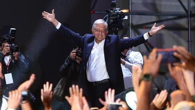 Andrés Manuel López Obrador ha recibido las felicitaciones de Gobiernos afines y otros aparentemente lejanos a él. (@PartidoMorenaMx)
