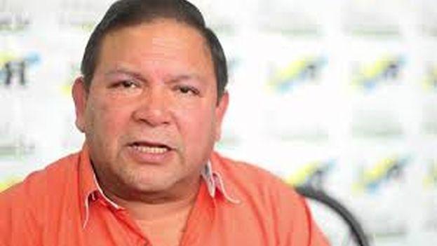 Andrés Velásquez anunció la decisión de la MUD de presentarse a las próximas elecciones. (Captura)