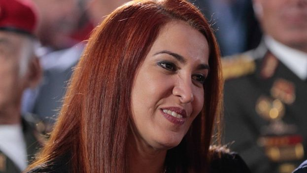 Antonieta Caporale, ahora exministra de Salud de Venezuela. (@A_Caporale2017)