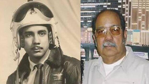 Antonio Bascaro en sus años de piloto y ya años más tarde, antes de entrar en prisión. (Canniseur)
