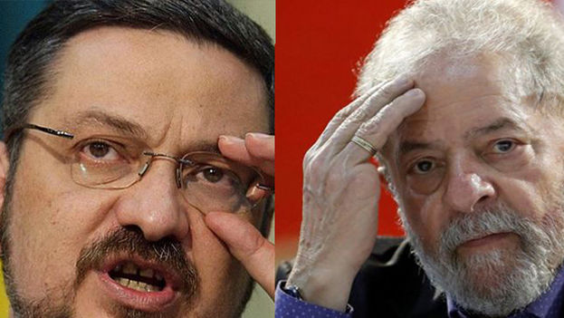 Antonio Palocci fue ministro de hacienda bajo el mandato de Lula y ministro de la presidencia con Dilma Rousseff. (EFE)