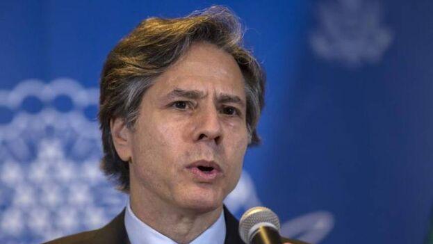 Antony Blinken, quien será el secretario de Estado de la futura Administración del demócrata Joe Biden. (EFE/Alex Cruz/Archivo)