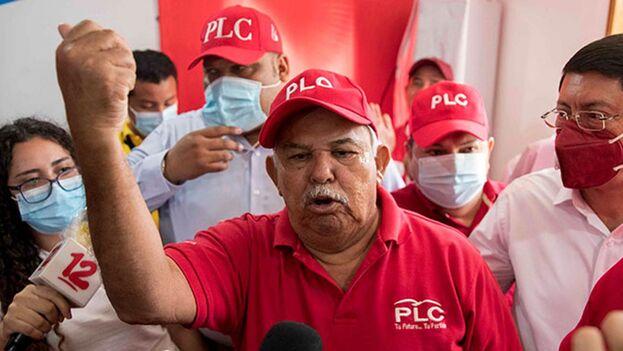 Arcia señaló a la presidenta nacional del PLC, la diputada María Haydée Osuna, de manejar al partido como si fuera una hacienda de ella. (EFE)