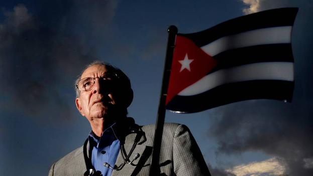 Armando Fleites, médico comandante en el Segundo Frente Nacional del Escambray. (Cortesía)