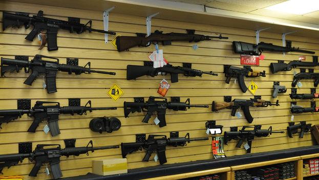 Armería en EE UU. (CC/Flickr)
