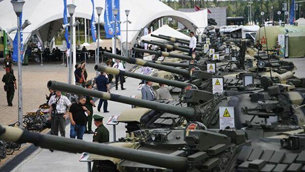 En Armia participan más de 1.500 empresas de la industria bélica y se mostrarán más de 27.000 productos armamentísticos y tecnologías. (Ría)