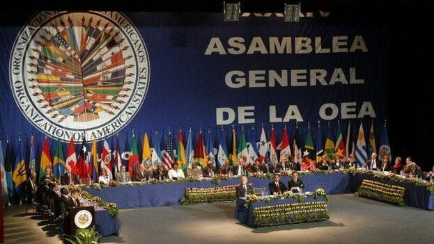 La próxima Asamblea General de la OEA, en marzo, será la encargada de decidir entre los tres candidatos. (EFE)