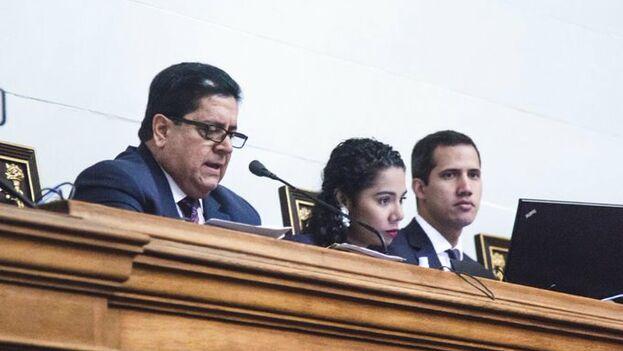 La Asamblea Nacional Venezolana aprobó el texto referente a las Fuerzas Armadas así como la designación de nuevos embajadores en países europeos y africanos. (AsambleaVe)