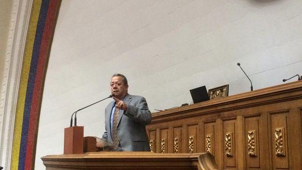 La Asamblea Nacional Venezolana discutió este miércoles la crisis sanitaria que atraviesa el país. (AsambleaVe)