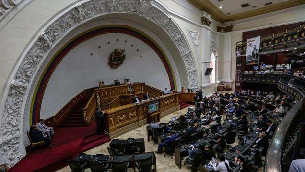 Asamblea Nacional de Venezuela. (EFE)