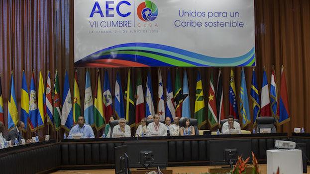La Asociación de Estados del Caribe se reúne en La Habana (CC)