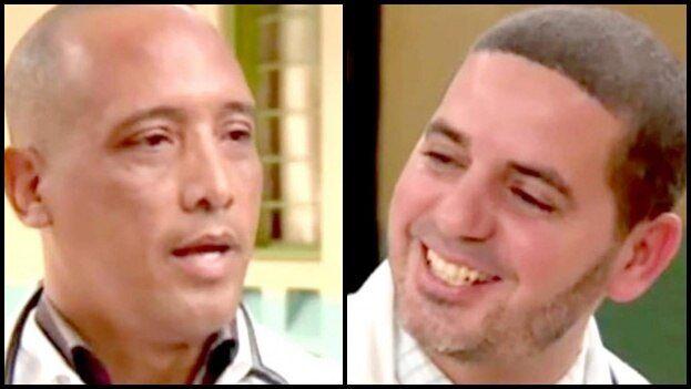 Los médicos cubanos Assel Herrera Correa y Landy Rodríguez Hernández fueron secuestrados en abril de 2019 en Kenia. (Collage)