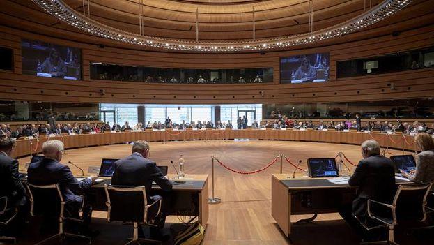 El Consejo de Asuntos Exteriores Europeos abordó la situación en Venezuela entre otras áreas de interés para la Unión. (DemetrisSamuel)