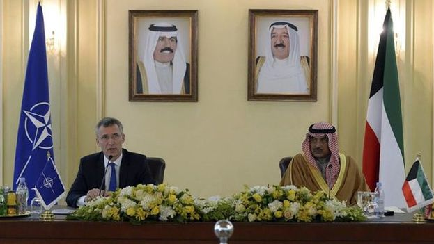 """El ministro kuwaití de Asuntos Exteriores, Sabah Jaled al Sabah, anunció hoy que Catar está dispuesto a """"entender las reales inquietudes y preocupaciones"""" de los países árabes. (EFE)"""