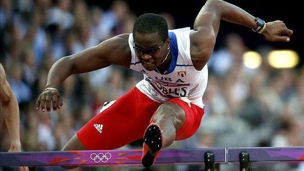 Atletismo es una de las disciplinas donde mejor perfilado se encuentra Cuba. (EFE)