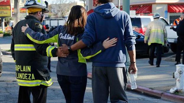 Aumentan a 30 los muertos por un incendio en un concierto en EE UU. (EFE)