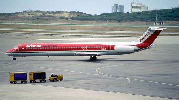 Avianca pone fin con esta decisión a más de 60 años de operaciones en Venezuela. (CC/Wikimedia)