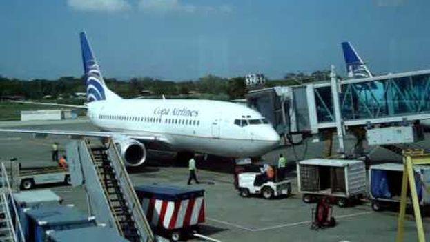 Avión de Copa Airlines. (CC)