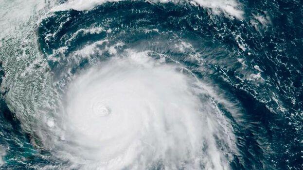 Bahamas fue golpeada por un huracán que causó daños materiales incalculables en este grupo de islas. (EFE)