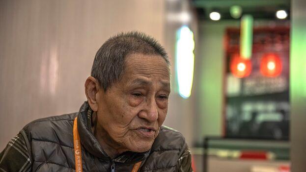 Bao Tong (Haining, 1932), el más alto cargo en ser encarcelado en relación con las manifestaciones de Tiananmen del 89. (EFE/Roman Pilipey)