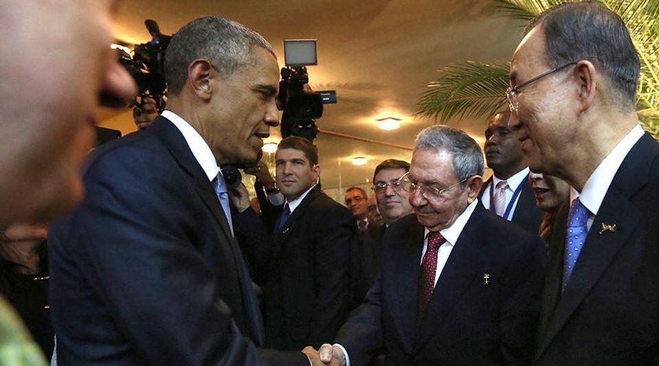 EE UU ayuda a Raúl Castro a mantener la estabilidad en Cuba