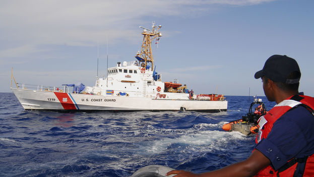 Barco de la Guardia Costera estadounidense. (Google)