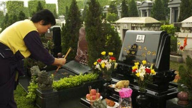 El 5 de abril se celebra el Día de Barrer las Tumbas en China. (Asia News)