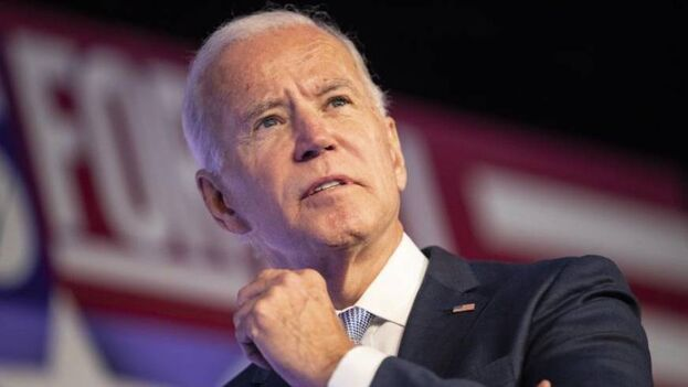 El diario 'Palm Beach Post'urgió a votar en la primarias de Florida, que se llevarán a cabo el próximo 17 de marzo, por Jon Biden. (EFE)