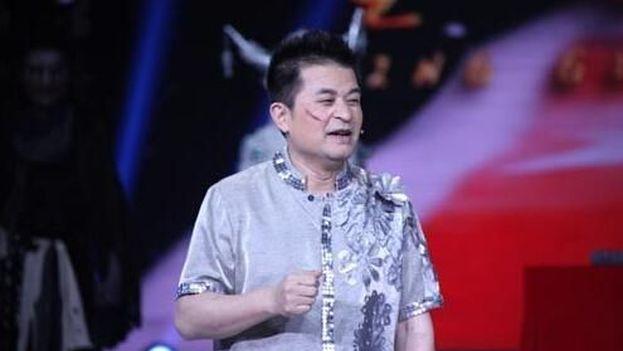 Bi Fujian es una estrella de la televisión estatal china. (Pinterest)