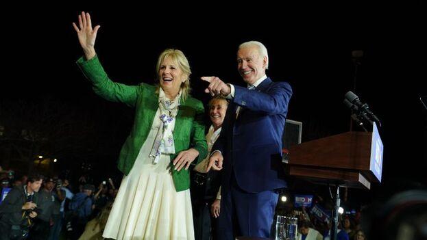 Biden ha pasado en pocos días de ser un candidato desahuciado al probable oponente de Trump en las elecciones de noviembre. (JoeBiden)
