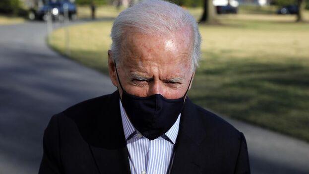 """Biden no ha precisado cuándo visitará la frontera pero sostiene que lo hará """"en su momento"""". (EFE)"""