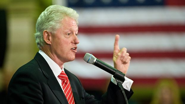 Bill Clinton, expresidente de Estados Unidos
