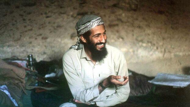 Este domingo se cumplen 10 años de la ejecución de Bin Laden, que coincide con la retirada de las tropas estadounidenses de Afganistán. (EFE)
