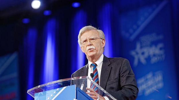 John Bolton, considerado de la línea dura de los republicanos, será el nuevo asesor de Trump de Seguridad Nacional.(Michael Vadon/CC)