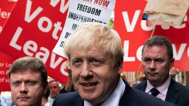 Boris Johnson ha prometido sacar de la UE a Reino Unido el 31 de octubre, por las buenas o por las malas. (EFE)