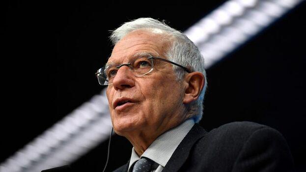 Borrell considera que faltó flexibilidad en la negociación con Venezuela, en particular por parte de la administración de Donald Trump. (EFE)