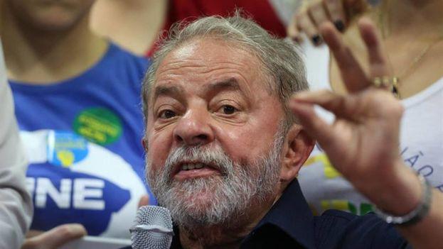 El expresidente de Brasil, Luiz Inácio Lula da Silva. (EFE)